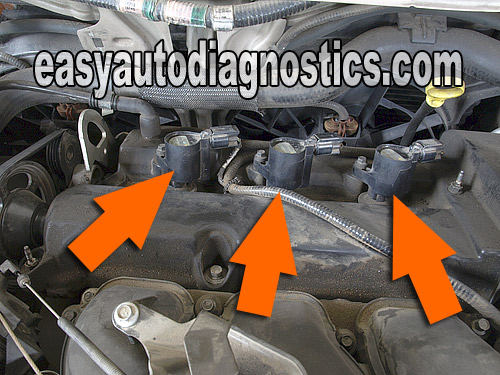 2001 Ford Escape Coil Pack Wiring Diagram - Wiring Diagrams