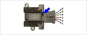 99 Ford 3 0 Dpfe Sensor Location also Discussion T4021 ds672198 as well Mazda B2500 Maf Sensor Location also Saab Blower Resistor Location in addition 202004 Camshaft Sensor Synchronizer Replacement 3. on 2002 ford escape wiring diagram