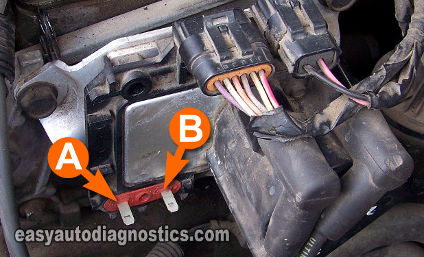 1999 Isuzu Rodeo Check Engine Light