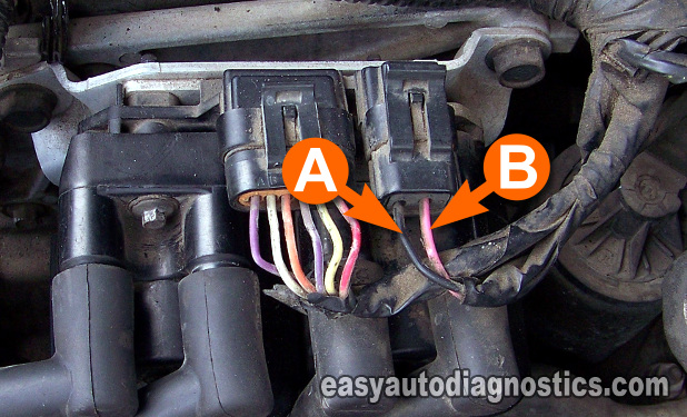 Chevy Ignition Module Test