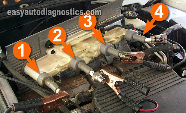 Part 2 How To Test The Ignition Coils GM 24l Quad 4