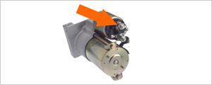 How to Test the Starter Motor (GM 3.1L, 3.4L)