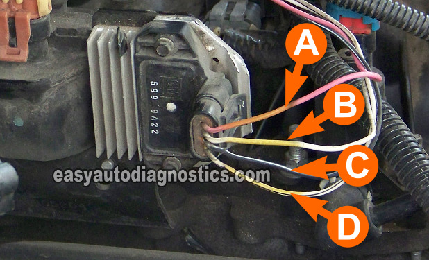 Part 2 How to Test the GM Ignition Control Module 19952005 – Icm Wiring Diagram