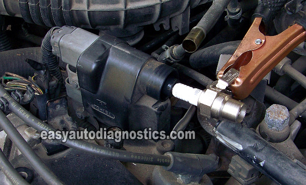 part    test  igniter ignition coil accord prelude