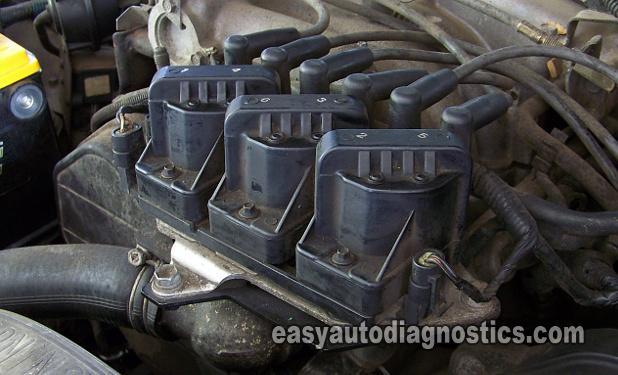 Part 3 Ignition Control Module Test 199295 32l Isuzu Rodeo And