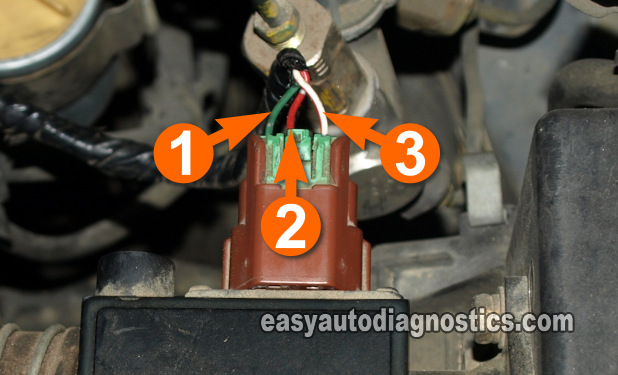 Part 1 -Mass Air Flow (MAF) Sensor Test Nissan Sentra 1.6L ...