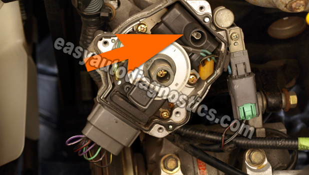 ford freestyle 2009 how to change ignition coil