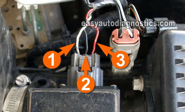 Part 1 Mass Air Flow Maf Sensor Test 3 0l Nissan Maxima