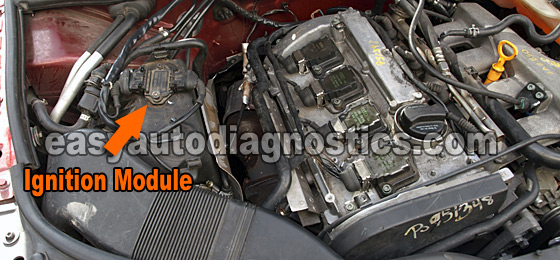 2000 suzuki vitara wiring diagram part 4 how to test the 1 8l vw ignition control module  part 4 how to test the 1 8l vw ignition control module