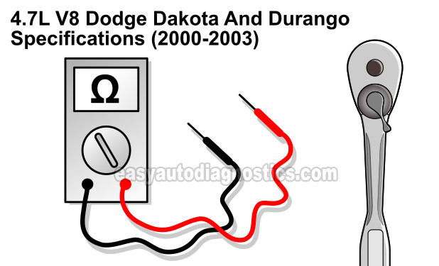 Tune Up And Torque Specifications 2000, 2001, 2002, 2003 4.7L Dodge Durango And Dakota