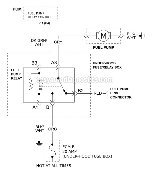 image_6 part 3 testing the fuel pump relay (1997 1999 chevy gmc pick up 1999 suburban fuel pump wiring diagram at soozxer.org