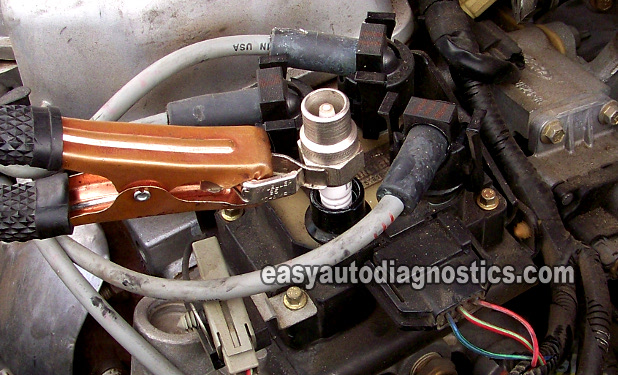 Part 3 How To Test The 4 Cylinder Coil Pack Ford 1 9l 2 0l