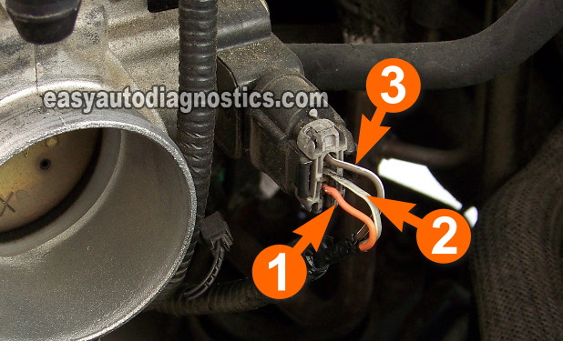 Image E on 88 Dodge Ram Throttle Body