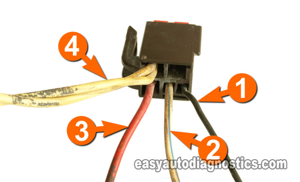 [DIAGRAM_5NL]  Part 2 -Testing the Ford EEC Power Relay (Brown Relay) | Eec Power Relay Wiring Diagram |  | EasyAutoDiagnostics.com