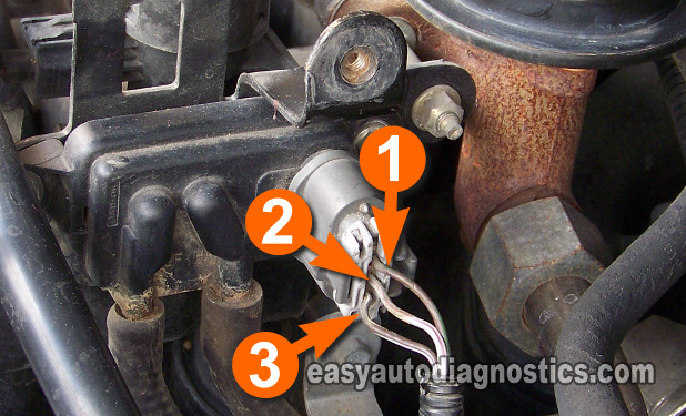 part 1 how to test the ford egr valve egr vacuum solenoid 2004 monte carlo wiring diagram starter 04 monte carlo amp wiring diagram