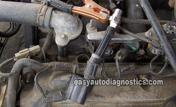 How To Test The Ford 4.6L, 5.4L Coil-on-Plug Ignition Coils