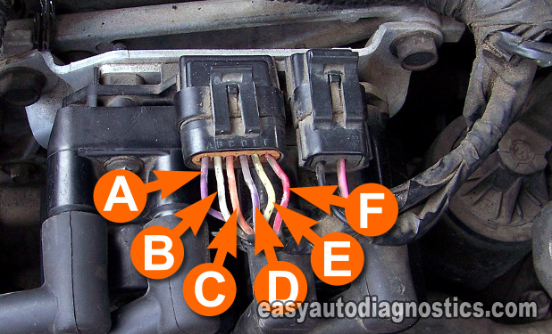 how to test the ignition module and crank sensor (gm 2 2l)
