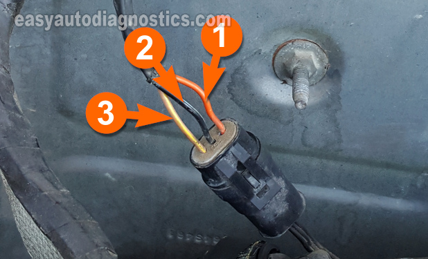 How To Test The Camshaft Position Sensor (1992, 1993, 1994, 1995 5.2L V8 Dodge Dakota)