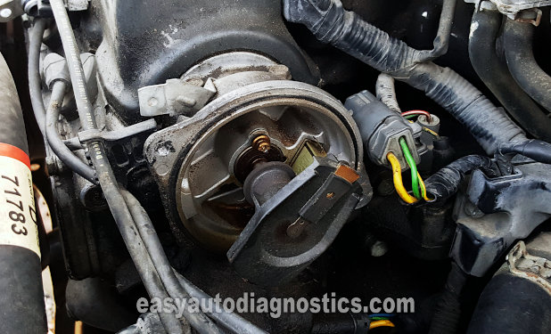 How To Test The Ignition System (1995, 1996, 1997 2.7L V6 Honda Accord)