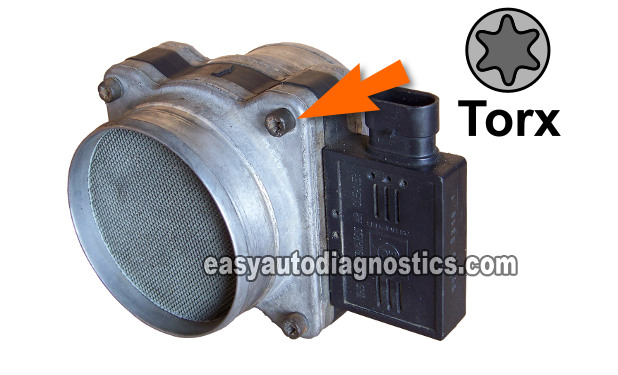 Part 2 How To Clean The Gm Mass Air Flow Maf Sensor