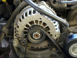 Fast and Easy On Car BAD Alternator Test (Step by Step)