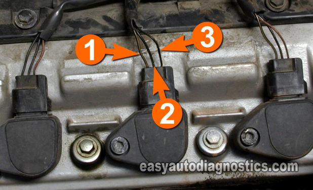 Part 1 How to Test the Coil on    Plug    Ignition Coil     Honda