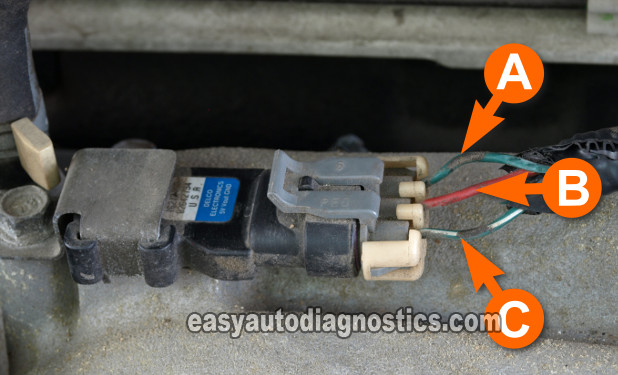 How To Test The Isuzu 3.2L Manifold Absolute Pressure (MAP) Sensor