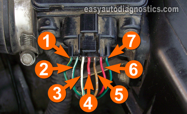Maf Sensor Tests 1 on 12 volt coil wiring diagram