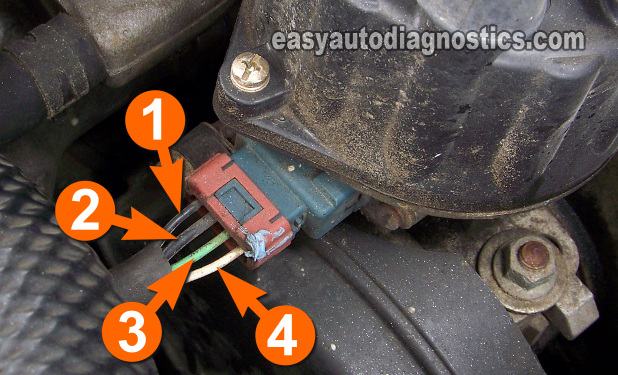 Part 1 Testing the Power Transistor Ignition Coil and
