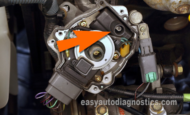 How To Test The Ignition Coil (1998, 1999, 2000, 2001, 2002, 2003, 2004 2.4L Nissan Frontier, XTerra)