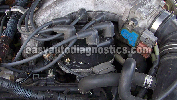 part 1 power transistor test and ignition coil test 3 3l nissan 1996 2004 ignition coil test 3 3l nissan 1996