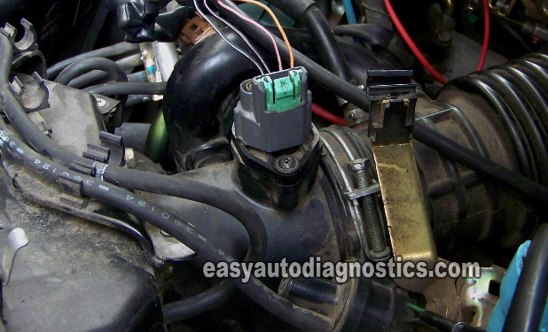 Mass Air Flow (MAF) Sensor Test 3.5L Nissan Pathfinder (2001-2003)