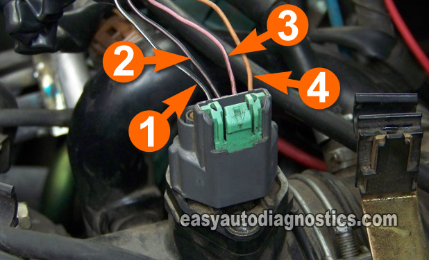 Part 1 -Mass Air Flow (MAF) Sensor Test 3.5L Nissan ...