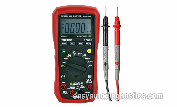 Tekpower TP8268 Digital Multimeter. Buying A Digital Multimeter For Automotive Diagnostic Testing