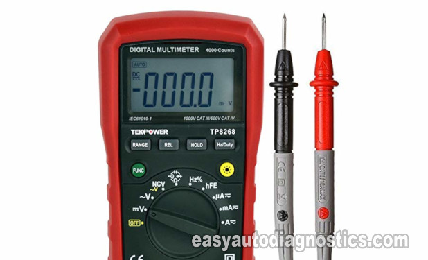 Tekpower TP8268 Digital Multimeter