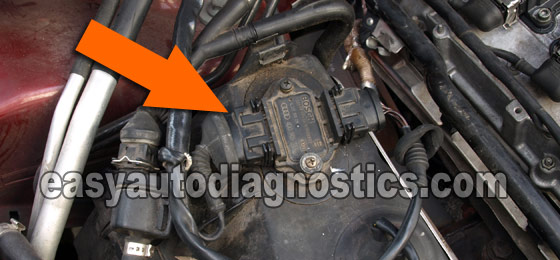 ignition control module 1.8L VW part 1 how to test the 1 8l vw ignition control module and ignition