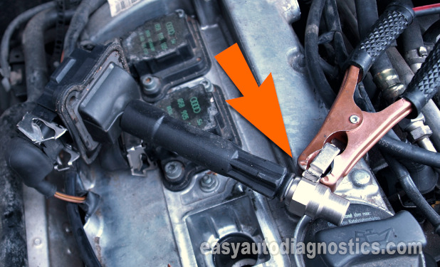 How To Test The 1.8L VW Ignition Control Module (Ignitor) -easyautodiagnostics.com