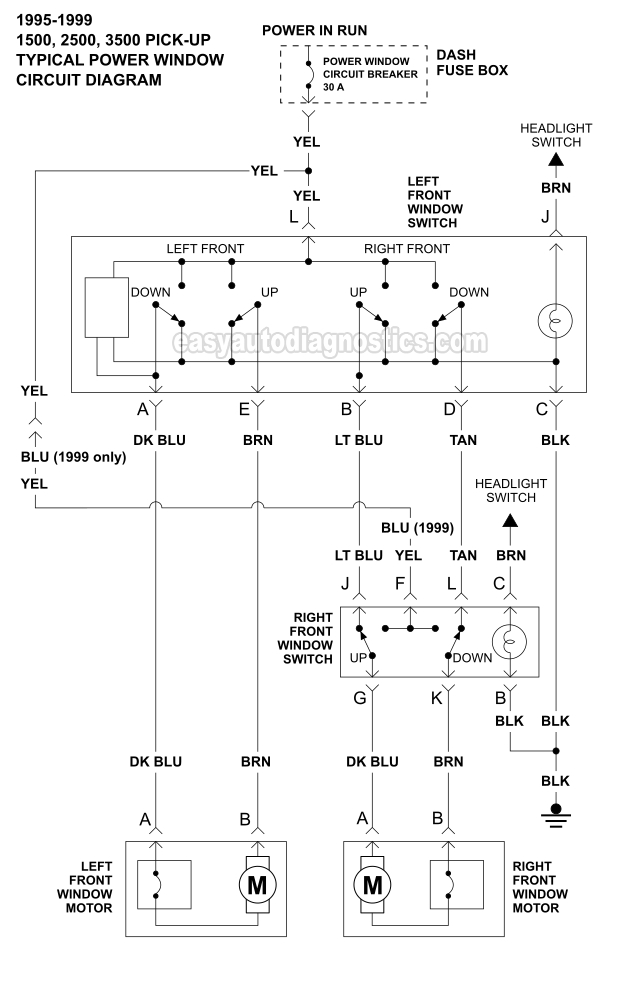 Chevy Pickup 1997 Power Window Wiring Diagram - Fusebox and Wiring Diagram  component-device - component-device.id-architects.itdiagram database - id-architects.it