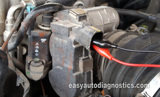Part 1 -Electronic Throttle Tests (2007-2009 3.5L ... G Throttle Wiring Harness on