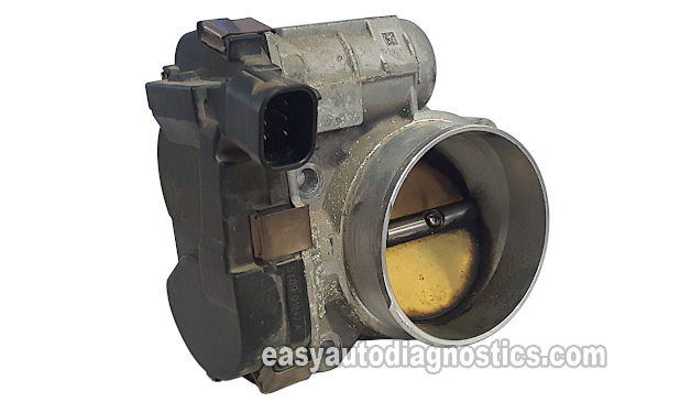 Electronic Throttle Body Basics (2007-2009 3.5L Chevy Malibu and Pontiac G6)