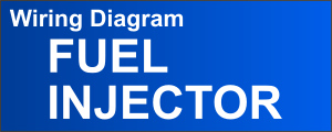 Fuel Injector Circuit Wiring Diagram (2008 2.4L Chevrolet Cobalt And Pontiac G5)