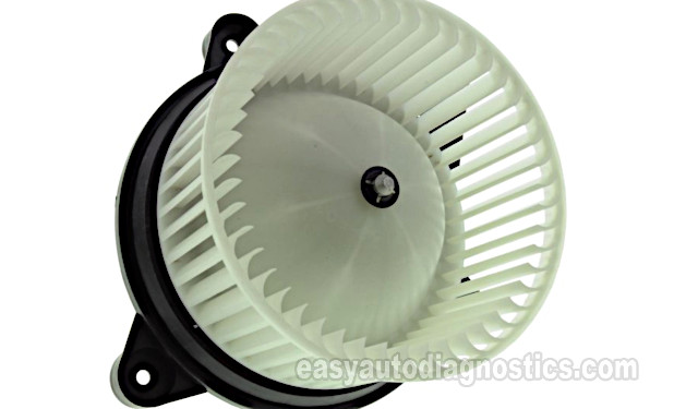 How To Test The Blower Motor (1990, 1991, 1992, 1993, 1994, 1995 3.0L V6 Nissan Pathfinder, D21, And Pick Up)