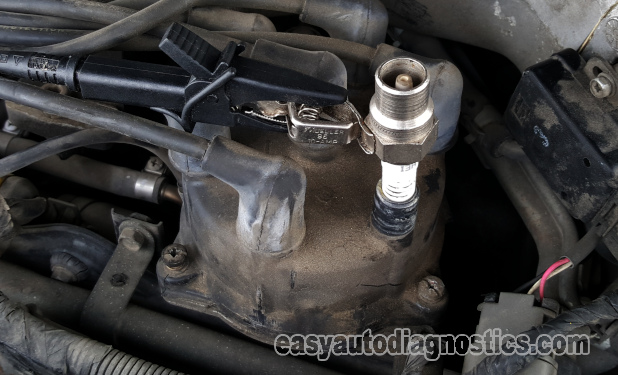 Power Transistor Test and Ignition Coil Test 3.0L Nissan (1990, 1991, 1992, 1993, 1994, 1995)